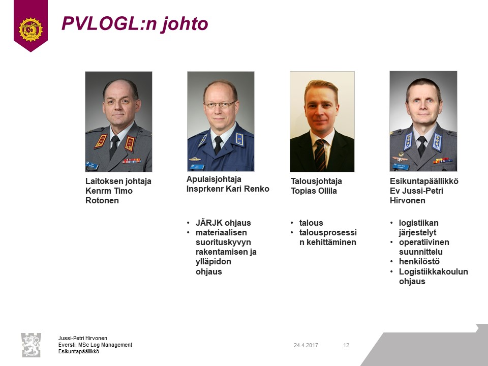 Puolustusvoimien Logistiikkalaitos